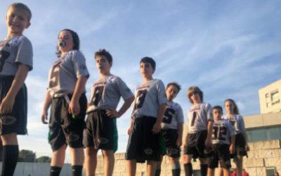 Dracs Academy toma el relevo con el Sub-13 y Jr. Varsity
